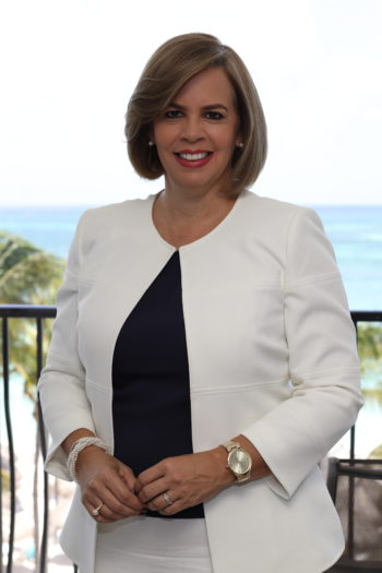 Prime Minister of Aruba Evelyna Wever-Croes