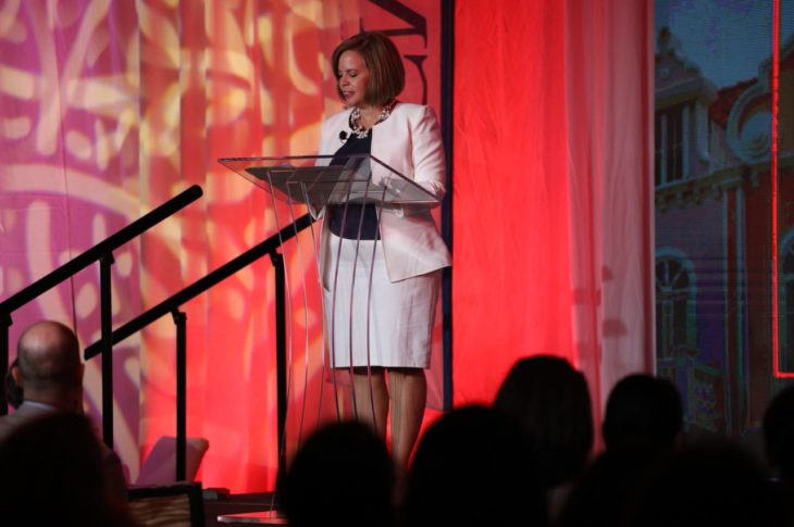 Prime Minister of Aruba Evelyn Wever-Croes ATIA Women in Leadership